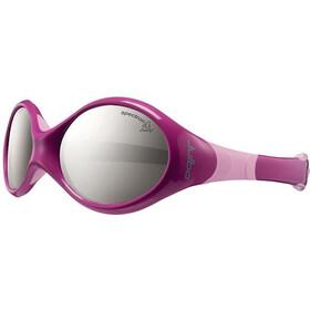 Julbo Looping III Spectron 4 Sunglasses Baby 2-4Y violet/plum/pink